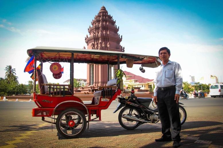 1-3-17Tuk tuk in Cambodia